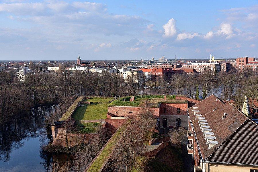 德國-斯潘道-斯潘道城堡