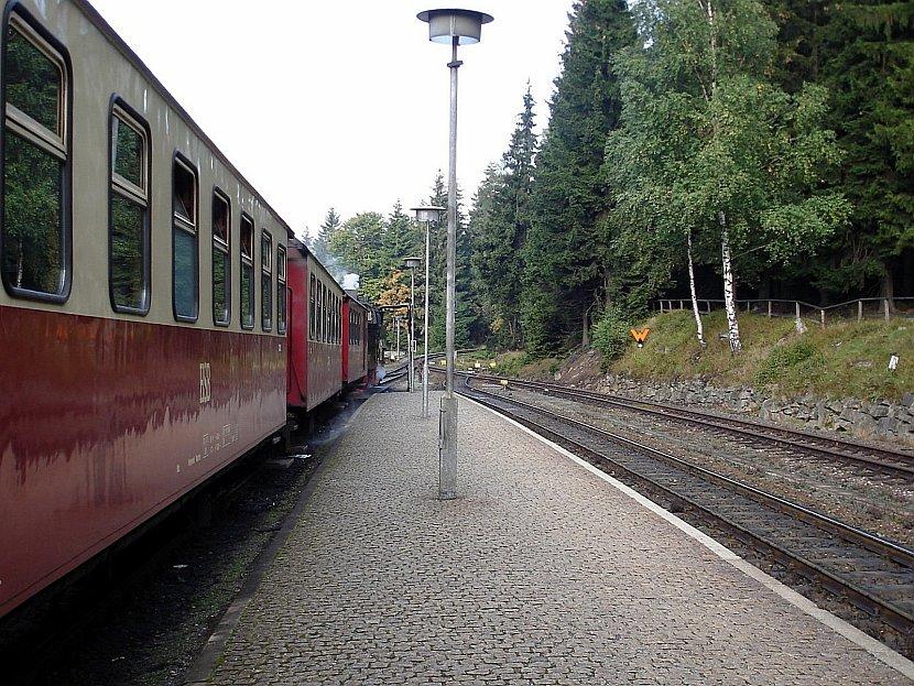 德國-哈茲山地-布羅肯蒸汽火車