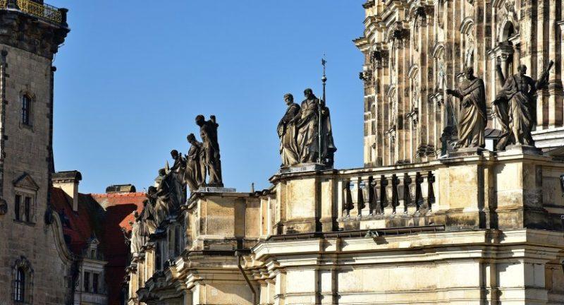德國-德勒斯登-宮廷教堂