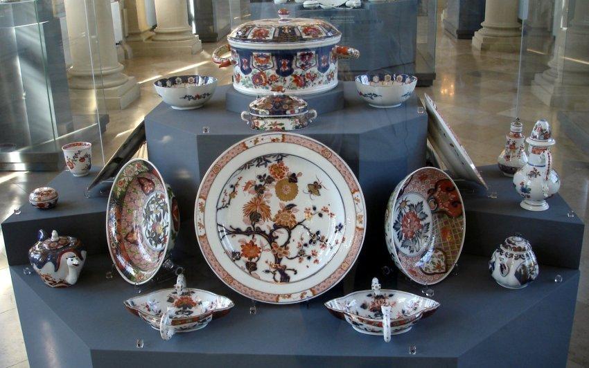 德國-德勒斯登-茲溫格宮The Dresden Zwinger-陶瓷收藏館(Porzellansammlung)