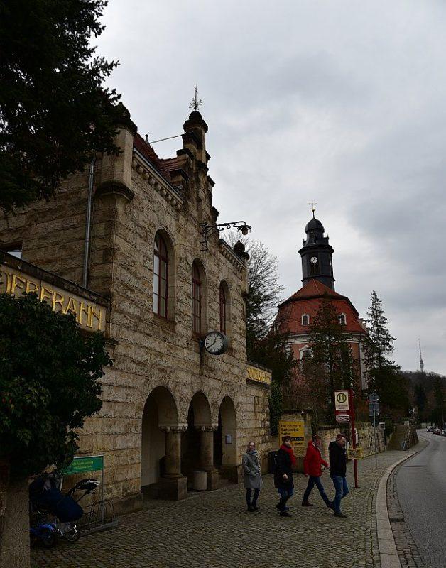 德國-德勒斯登-Schwebebahn Dresden