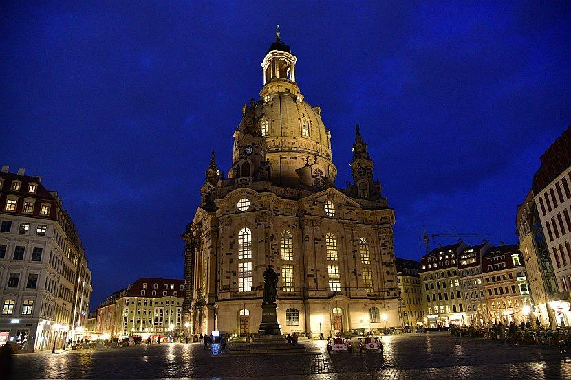 德國-德勒斯登-聖母教堂