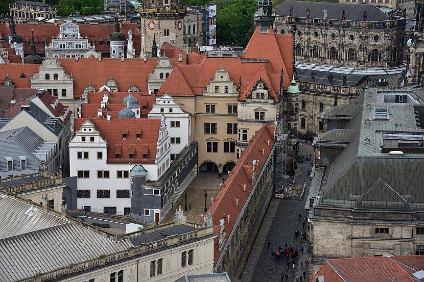 德國-德勒斯登-聖母教堂觀景台