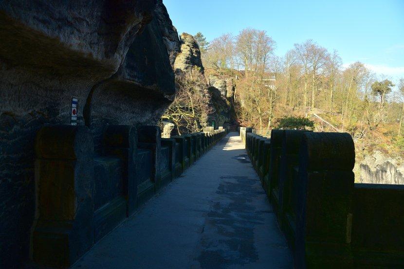 德國-易北河-薩克森.瑞士國家公園-巴斯泰橋