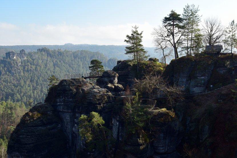 德國-易北河-薩克森.瑞士國家公園
