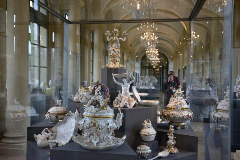 德國-德勒斯登-瓷器收藏館(Porzellansammlung)