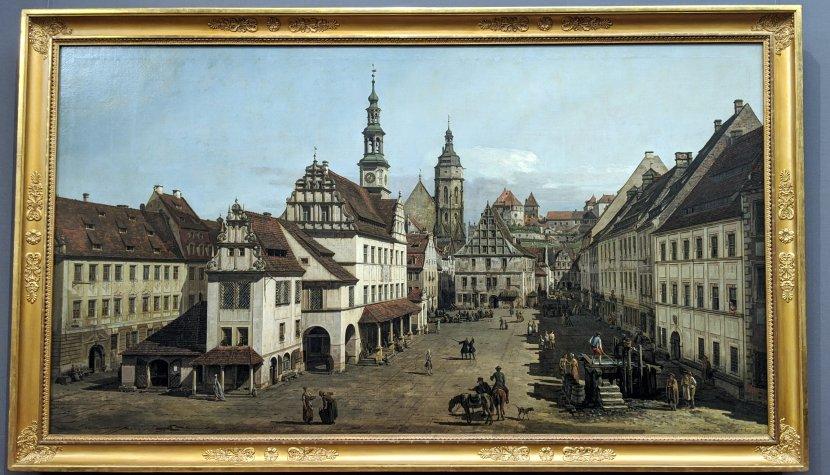 德國-德勒斯登-歷代大師畫廊