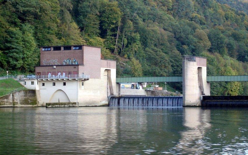 德國-海德堡-內卡河遊船