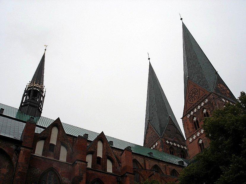 德國-呂貝克-瑪麗亞教堂