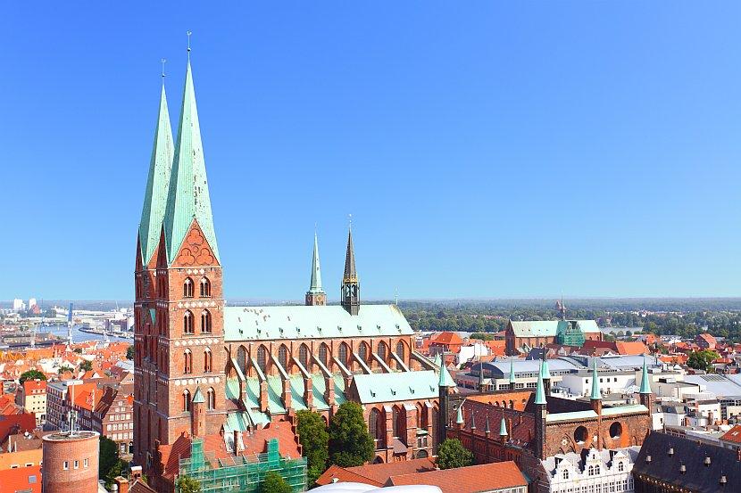 德國-呂貝克-聖彼得教堂