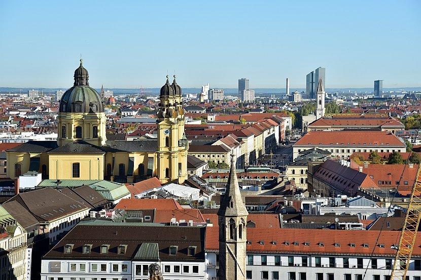 德國-慕尼黑-鐵阿提納教堂