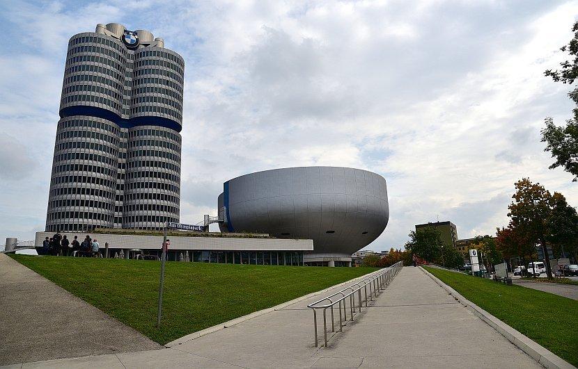 德國-慕尼黑-BMW博物館