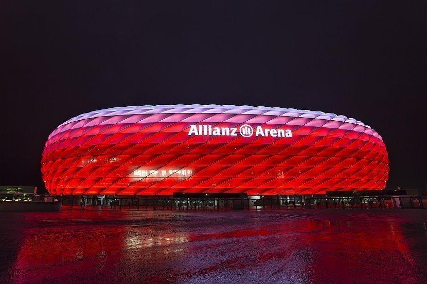 德國-慕尼黑-安聯競技場