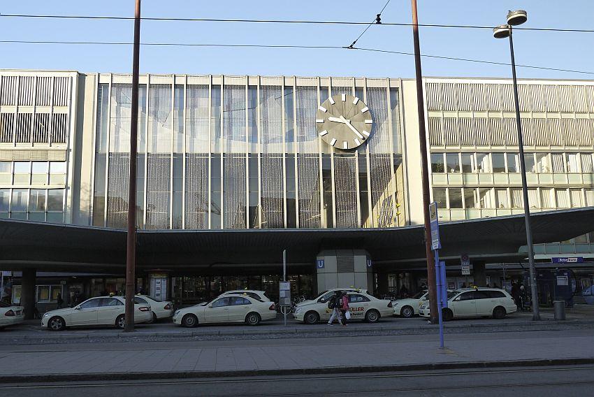 德國慕尼黑-火車站