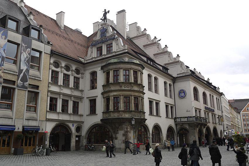 德國-慕尼黑-皇家啤酒屋
