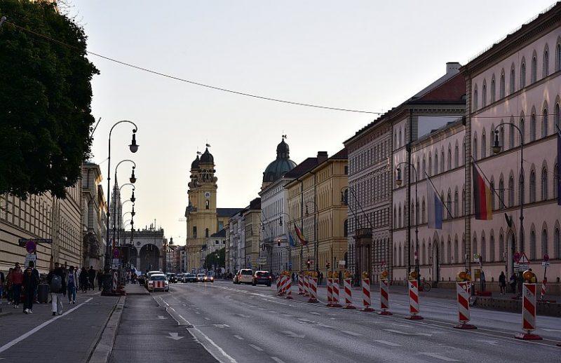 德國-慕尼黑-路德維大道