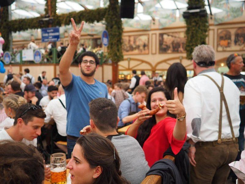 德國-慕尼黑-慕尼黑啤酒節