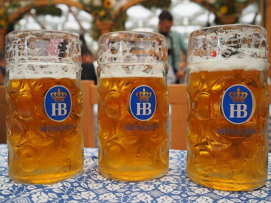 德國慕尼黑-啤酒節