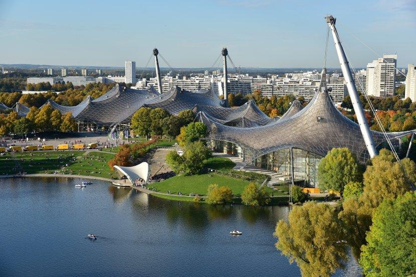 澳洲-慕尼黑-奧林匹克運動公園