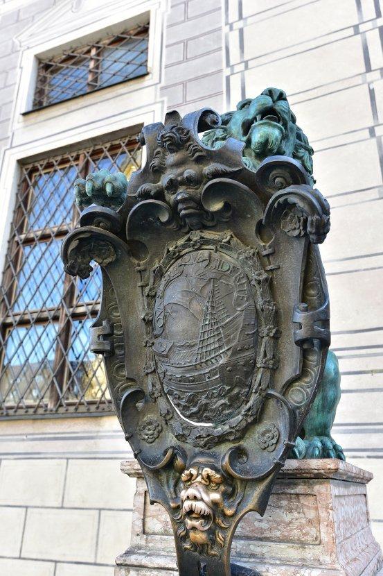 德國-慕尼黑王宮