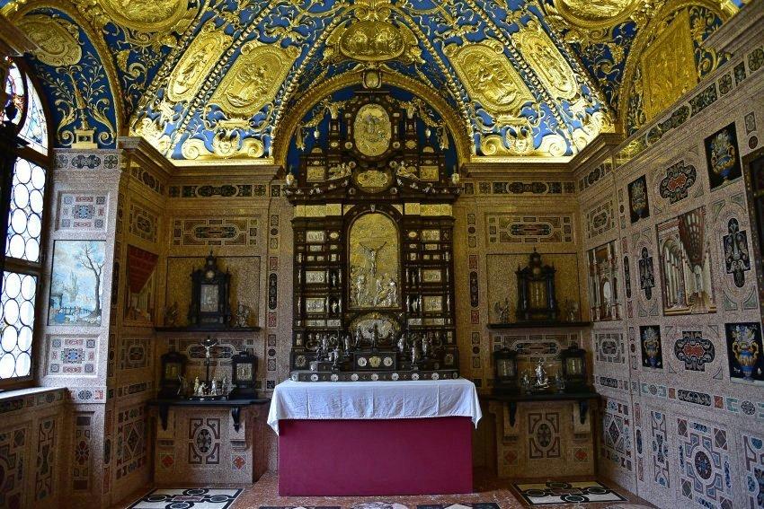 德國-慕尼黑王宮-Rich Chapel