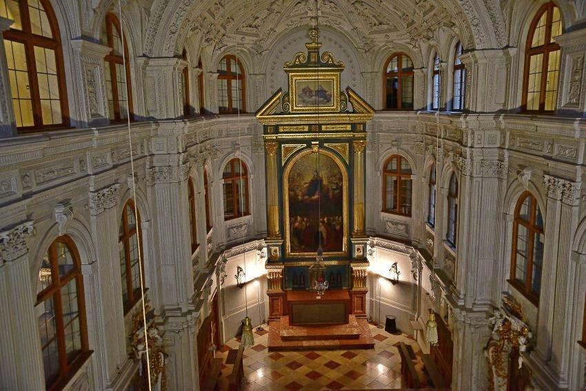 德國-慕尼黑王宮-Court Chapel