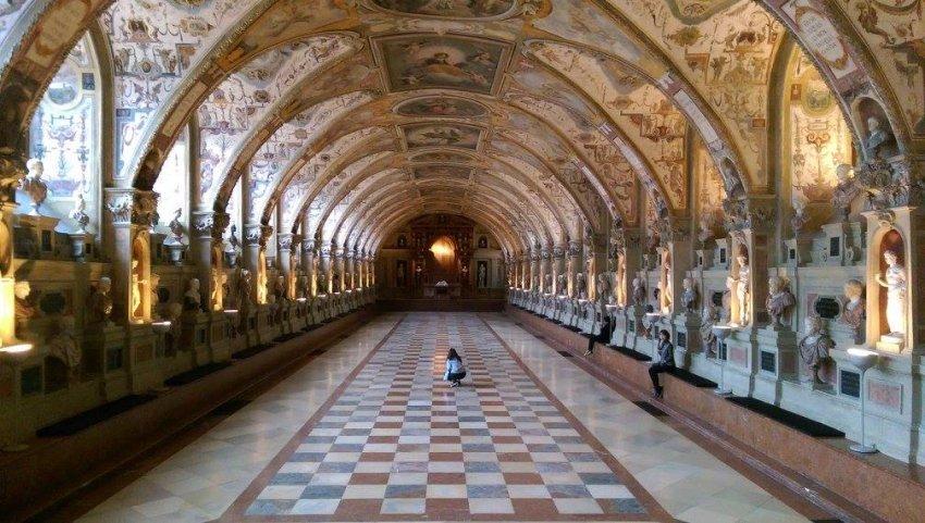 德國-慕尼黑-慕尼黑皇宮