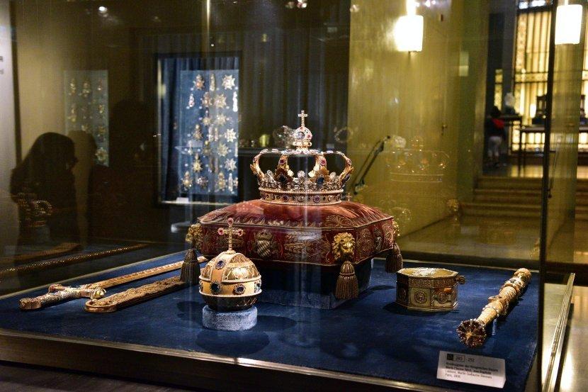 德國-慕尼黑王宮-珍寶館
