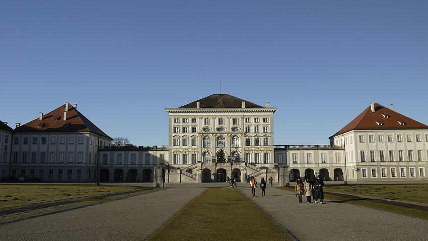 德國-慕尼黑-寧芬堡宮