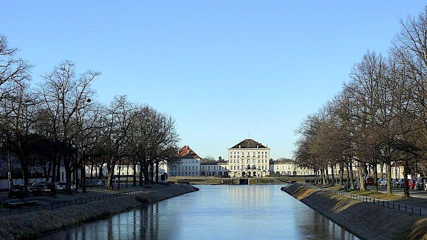 慕尼黑景點-寧芬堡