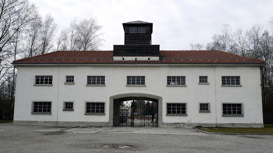 德國-慕尼黑-達郝集中營