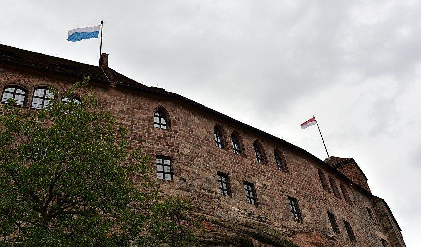 德國-紐倫堡-紐倫堡城堡
