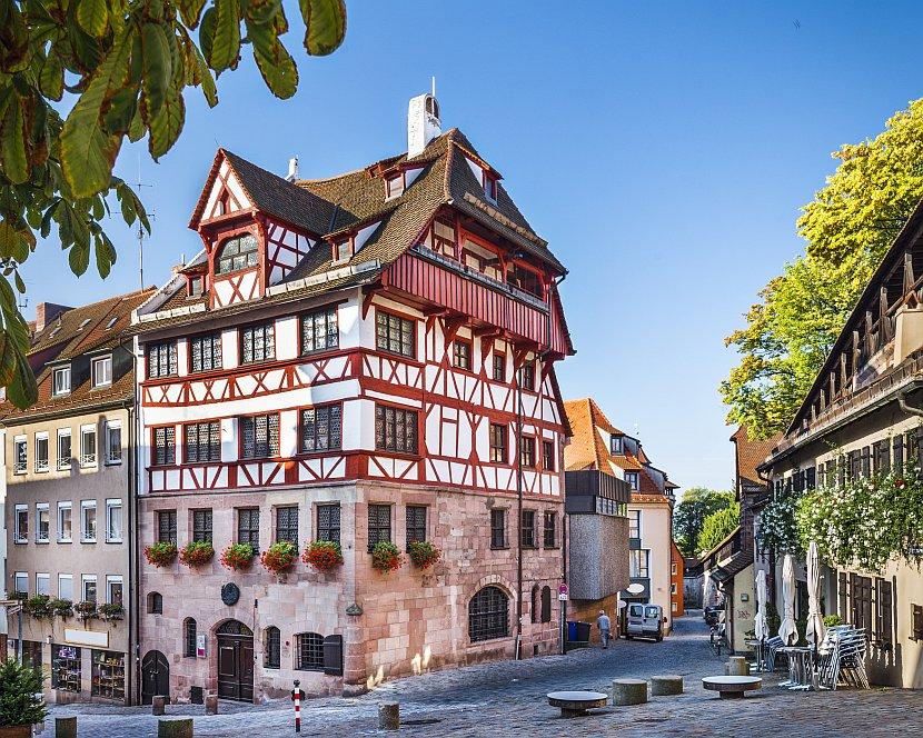 德國-紐倫堡-杜勒之家