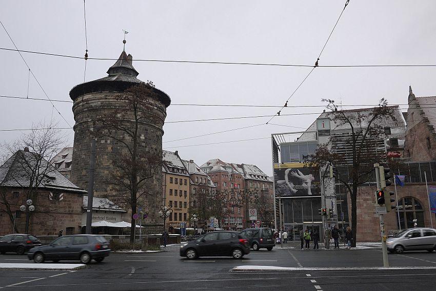 紐倫堡景點-工匠廣場-國王門