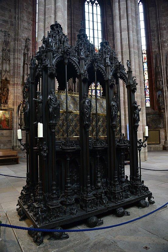 德國-紐倫堡-聖塞巴都教堂