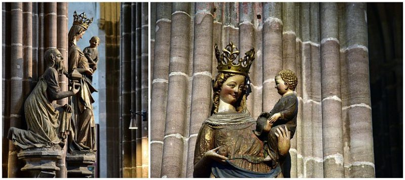 德國-紐倫堡-聖勞倫斯教堂The Beautiful Madonna