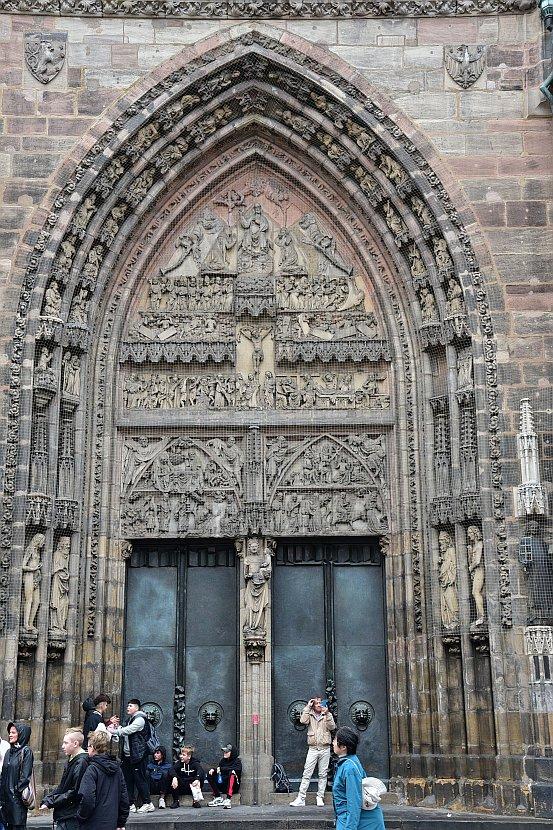 德國-紐倫堡-聖勞倫斯教堂