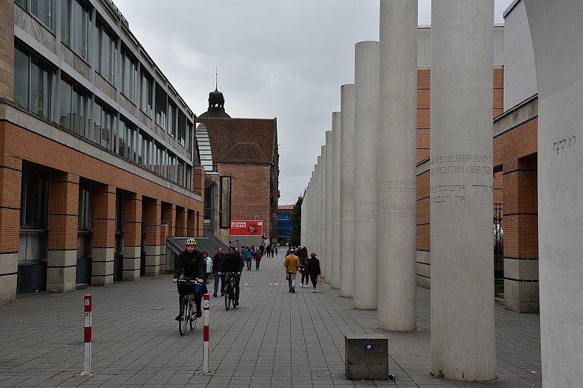 德國-紐倫堡-人權大道