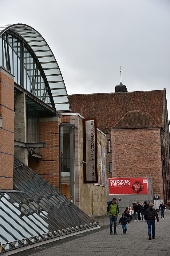 德國-紐倫堡-日耳曼國家博物館