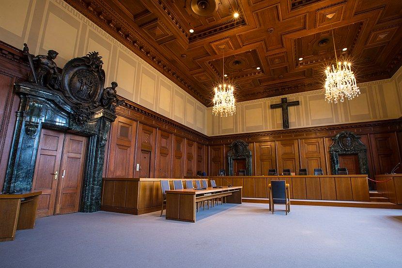 德國-紐倫堡-紐倫堡大審600號法庭