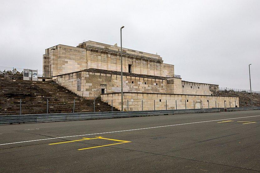 德國-紐倫堡-納粹黨大表大會集會場遺跡