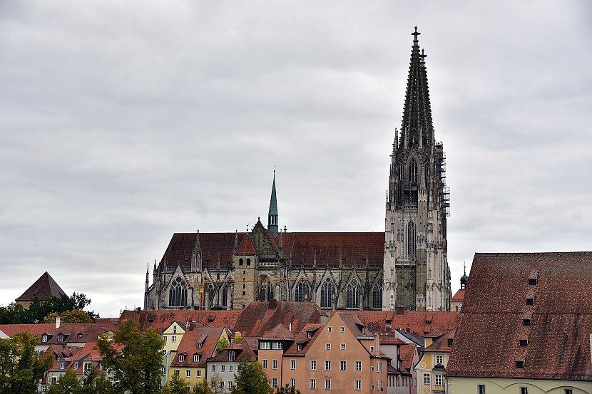 德國-雷根斯堡-雷根斯堡主教座堂