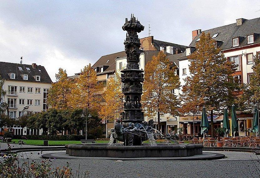 德國-萊茵河-科布林茲