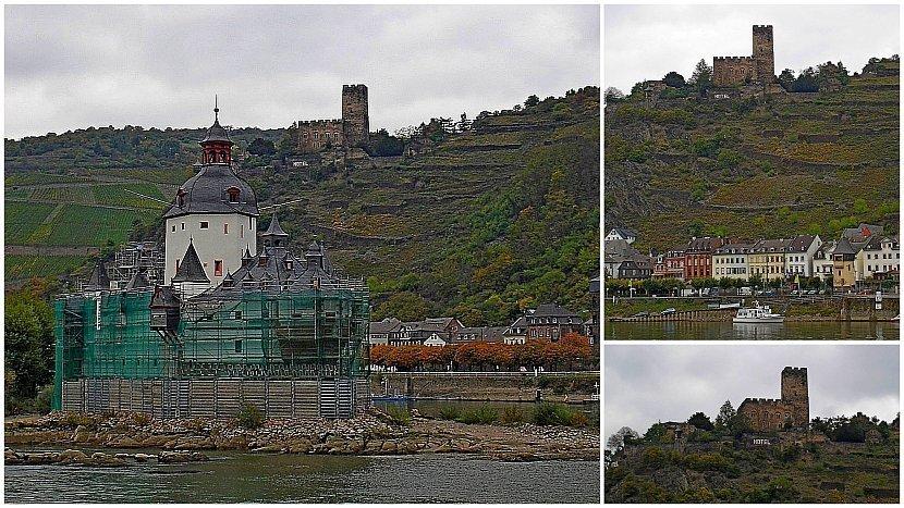 德國-萊茵河遊船-Pfalzgrafenstein Castle