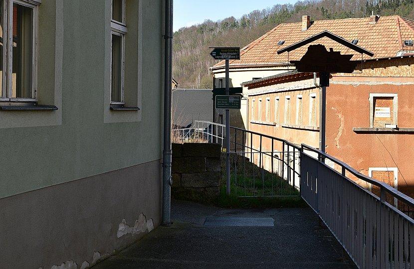 德國-薩克森-國王岩堡壘