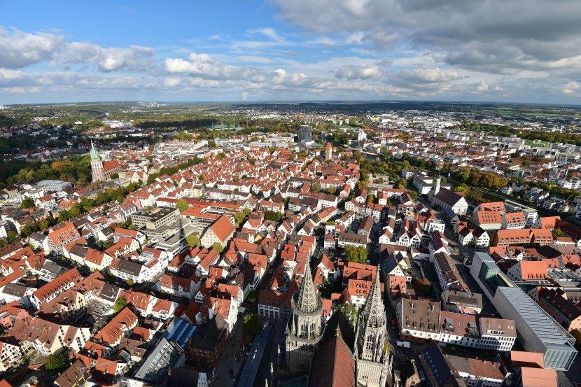 德國-烏姆-大教堂登頂