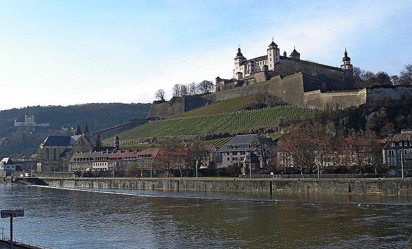 德國-符茲堡-瑪莉恩堡要塞