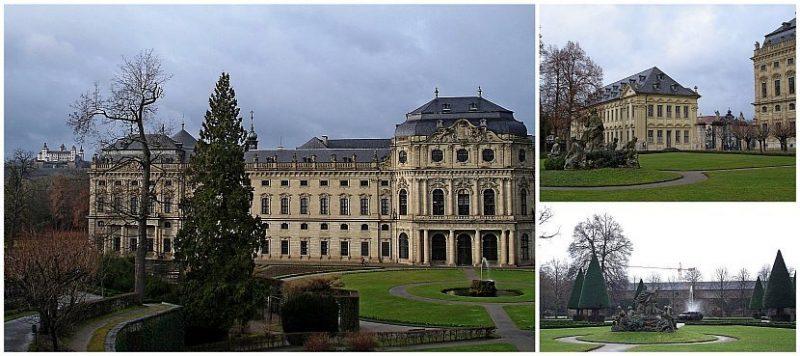 德國-符茲堡-符茲堡宮殿