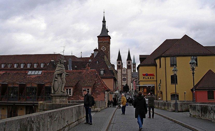 德國-符茲堡-舊美因橋 / 老橋
