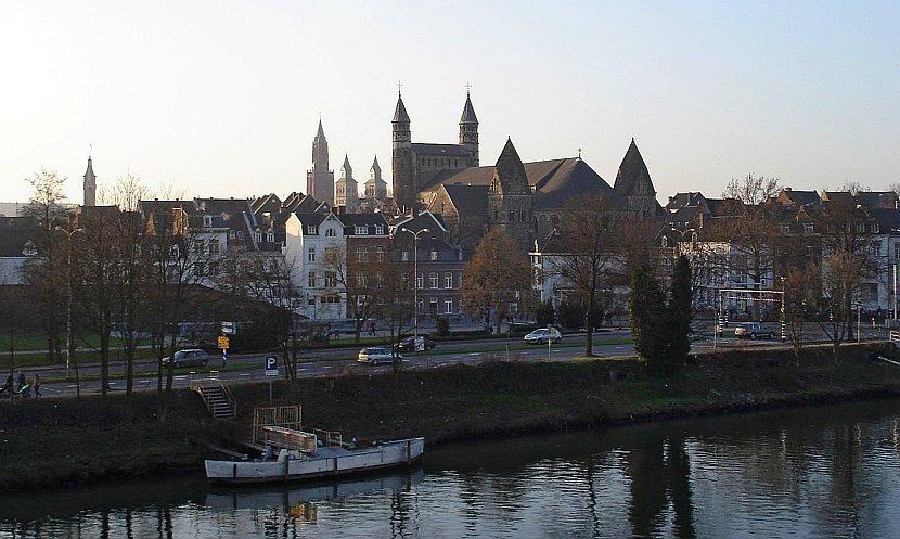 荷蘭-馬斯垂克-舊城區